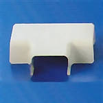 HellermannTyton TSR1-21 Tee Cover for TSR1 Surface Raceway